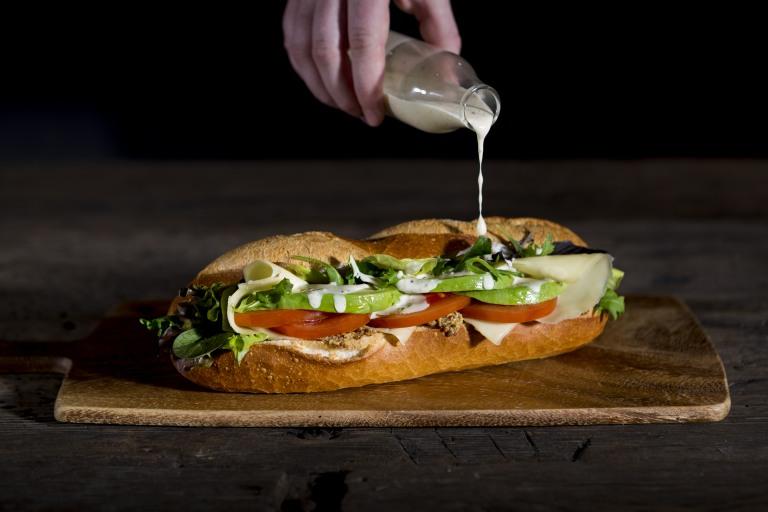 salad-baguette