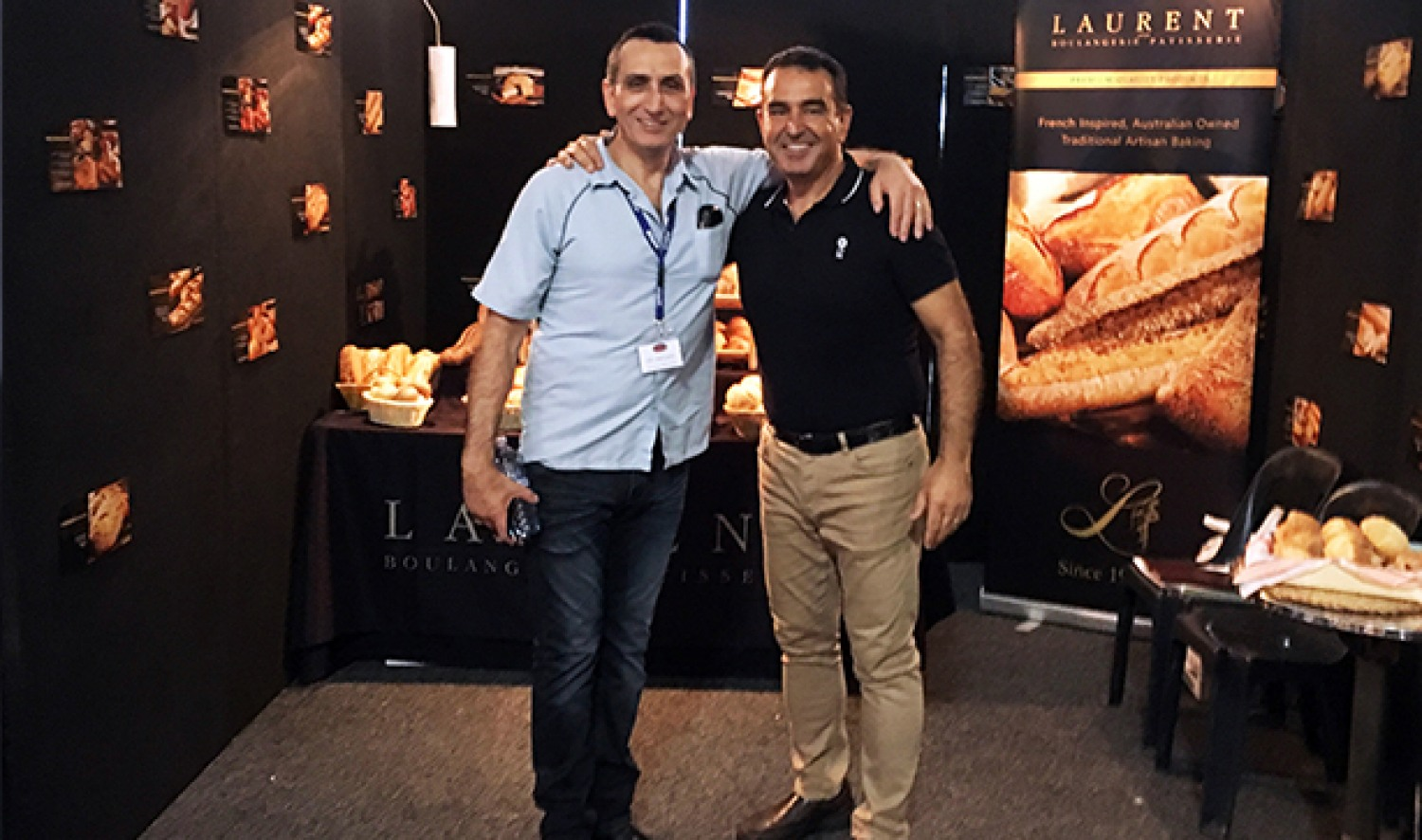 laurent-bakery-darwin-trade-show