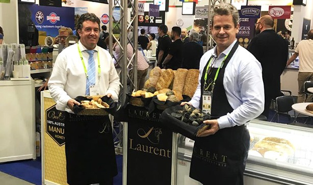 Singapore Food x Hotel Asia Trade Show | Laurent Bakery